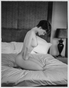 Contemplation, 21st Century, Polaroid, Nude Photography
