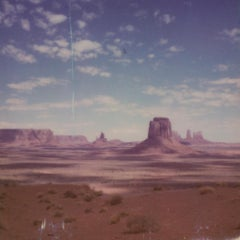 Dalí was here, 21st Century, Polaroid, Landscape Photography, Color, Contempora