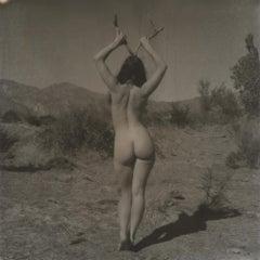 Dear, 21st Century, Polaroid, Nude Photography, Contemporary, B&W