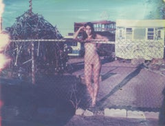 Don't fence me in - Contemporary, Polaroid, Nude, Color
