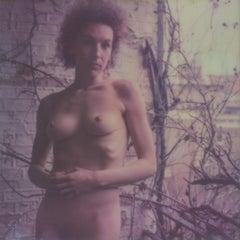 Dry season - Contemporary, Nude, Women, Polaroid, 21st Century