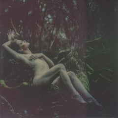 Eden - Contemporary, Nude, Women, Polaroid, 21st Century