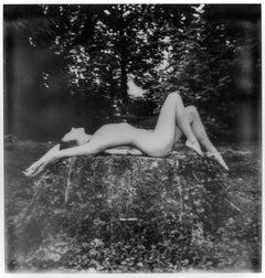 Fairytale, Fairytale, Contemporary, Nude, Woman, Polaroid, Photograph, 21st Cent