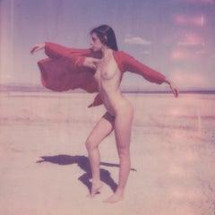 Fly - Contemporary, Polaroid, Color, Women, 21st Century