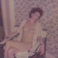 Forlorn - Contemporary, Nude, Women, Polaroid, 21st Century