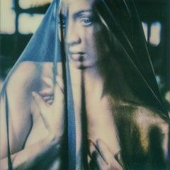 Gaze - Polaroid, Women, 21st Century, Nude