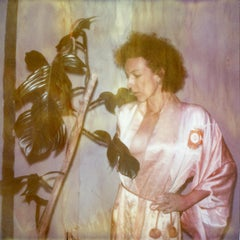 Golden years - Contemporary, Polaroid, Color, Women, 21st Century