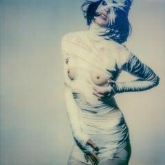 Growing pains - Polaroid, Color, Women, 21st Century, Nude