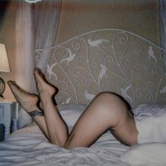 Hidden- 21st Century, Polaroid, Nude Photography, Contemporary