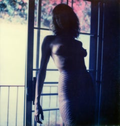 Hide and Seek II, 21st Century, Polaroid, Nude Photography