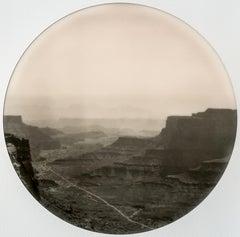 Homeward Bound - 21st Century, Contemporary, Landscape, Polaroid