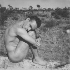 I'll be yours - Contemporary, Polaroid, Nude, 21st Century, Joshua Tree, Men