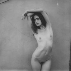 Introspection - Contemporary, Women, Polaroid, 21st Century, Nude