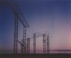 Last Splash - Polaroid, 21st Century, Contemporary, Color, Landscape