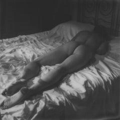 Lay your Love on me - 21st Century, Polaroid, Nude, Photography, Women