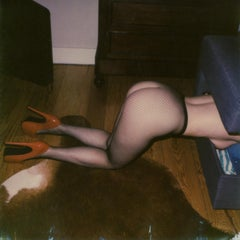 Life and how to live it - 21st Century, Polaroid, Photography, Contemporary