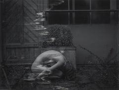 Lose your head - Contemporary, Nude, Women, Polaroid, 21st Century