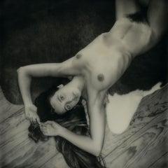 Melt your mind - Contemporary, Nude, Women, Polaroid