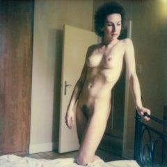 Missing, 40x40cm, 21st Century, Polaroid, Nude Photography