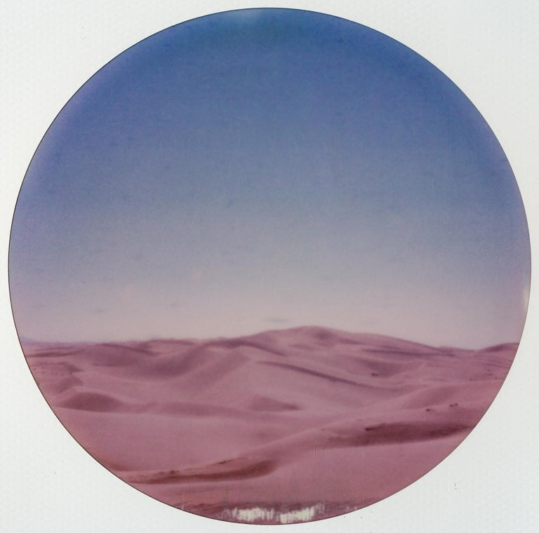 Kirsten Thys van den Audenaerde Color Photograph - Mr. Sandman