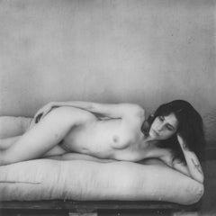 Musing - Contemporary, Women, Polaroid, 21st Century, Nude