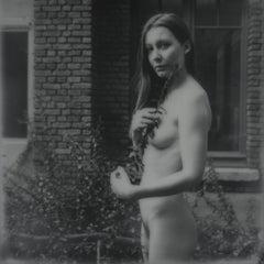 Nerve endings - Contemporary, Nude, Women, Polaroid, 21st Century