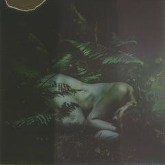 Nymph - Contemporary, Nude, Women, Polaroid, 21st Century