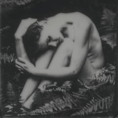 Peace signs - Contemporary, Nude, Women, Polaroid, 21st Century