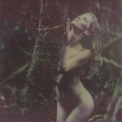 Powerline - Contemporary, Nude, Women, Polaroid, 21st Century