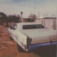 Pull up to the Bumper - Contemporary, Polaroid, Classic Cars, 21st century