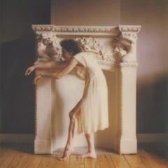 Reinventing oneself, I (50x50cm) - Polaroid, Contemporary, Color, 21st Century