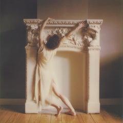 Reinventing oneself, III (50x50cm) - Polaroid, Contemporary, Color, 21st Century