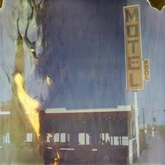 Rendez-vous - 21st Century, Polaroid, Landscape Photography