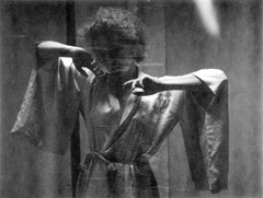Ritual - Contemporary, Polaroid, Black and White, Women, 21st Century, Nude