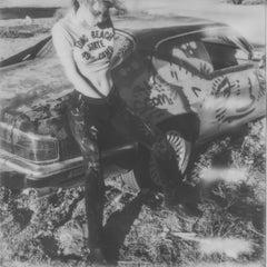 Self - Contemporary, Nude, Women, Polaroid, 21st Century, Color