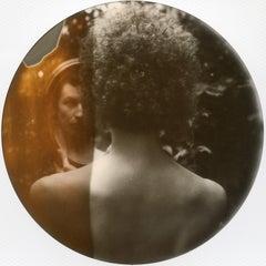 Self reflection - Contemporary, Polaroid, Color, Women, 21st Century, Nude