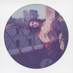 Side Kick - Contemporary, Women, Polaroid, 21st Century, Color