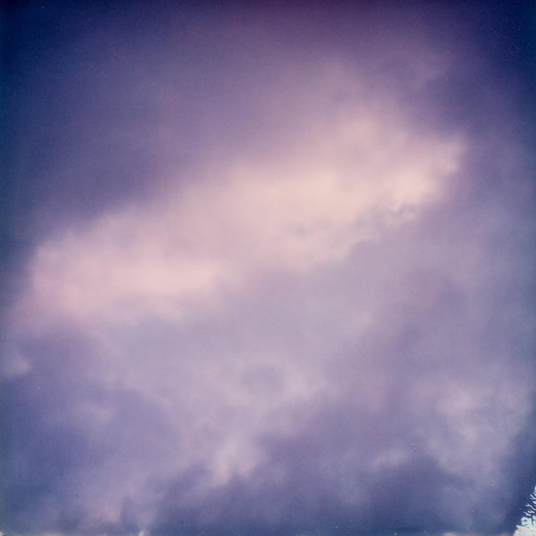 Sky High, 2018, Edition 1/7 plus 2 Artist Proofs, Digital C-print, based on a Polaroid, not mounted. Signed on the back and with certificate. Artist inventory PL2018-424.  Kirsten Thys van den Audenaerde is a self-taught freelance photographer,