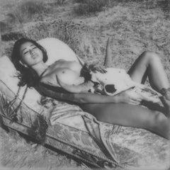 Spellbound - Contemporary, Polaroid, Nude, 21st Century, Joshua Tree