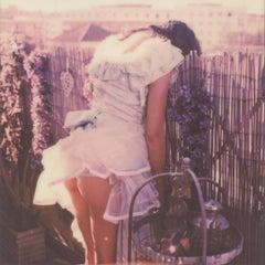 Sun-days - Contemporary, Women, Polaroid, 21st Century, Color, 21st Century