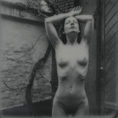Sunblind - Contemporary, Nude, Women, Polaroid, 21st Century