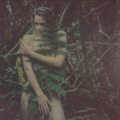 The great escape - Contemporary, Nude, Women, Polaroid, 21st Century