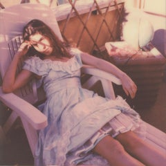 The way we were - Contemporary, Women, Polaroid, 21st Century, Color