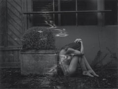 The wrong place - Contemporary, Nude, Women, Polaroid, 21st Century