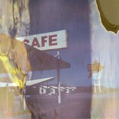 Those were the Days- 21st Century, Polaroid, Landscape Photography