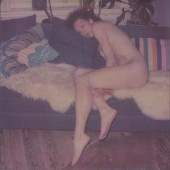 Traces - Contemporary, Nude, Women, Polaroid, 21st Century