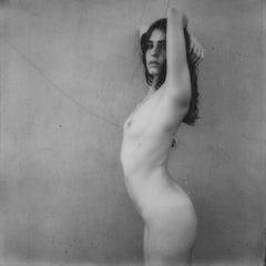 Turn - Contemporary, Women, Polaroid, 21st Century, Nude