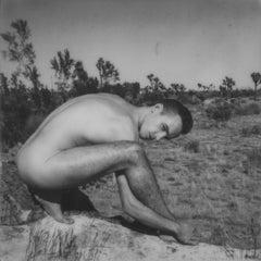 Unfold - Contemporary, Polaroid, Nude, 21st Century, Joshua Tree