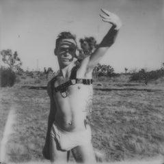 Unsee Me - Contemporary, Polaroid, Nude, 21st Century, Joshua Tree