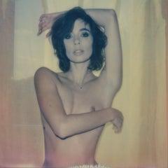 Valhalla - Contemporary, Nude, Women, Polaroid, 21st Century